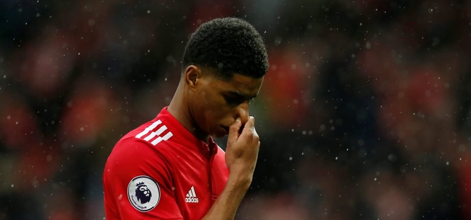 Man United should ensure Rashford doesn't become too unsettled at Old Trafford