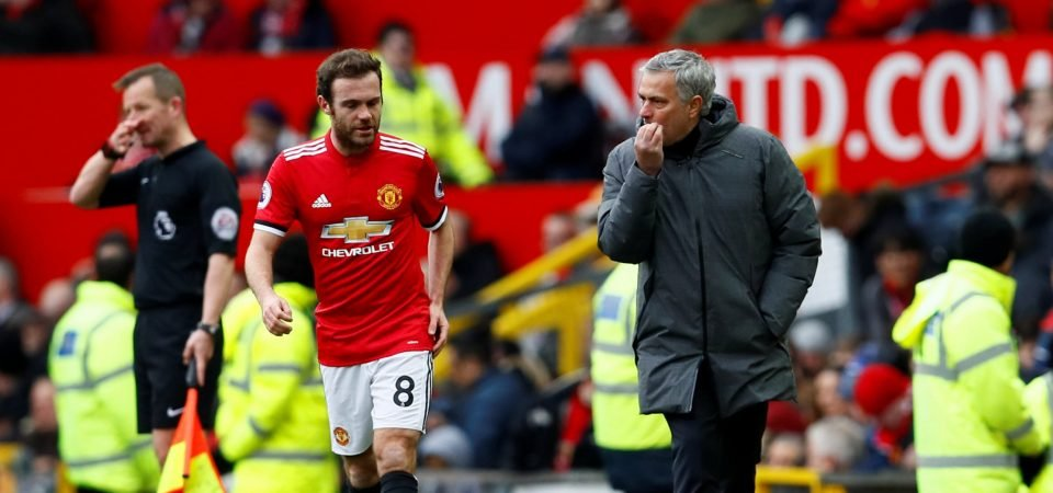Everton must rival Tottenham for Juan Mata