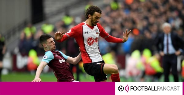 Manolo-gabbiadini-is-tackled-by-declan-rice-600x310