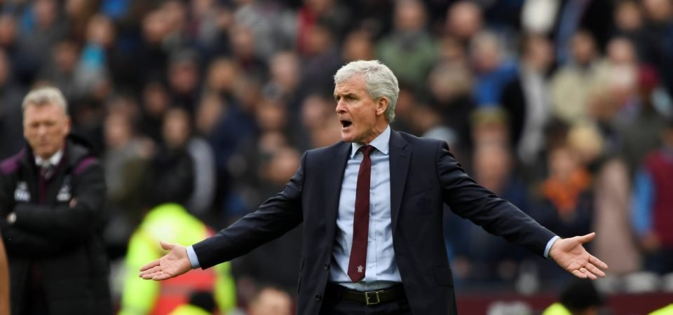 Revealed: 91% of Southampton fans don't want Hughes to stick with 4-4-2