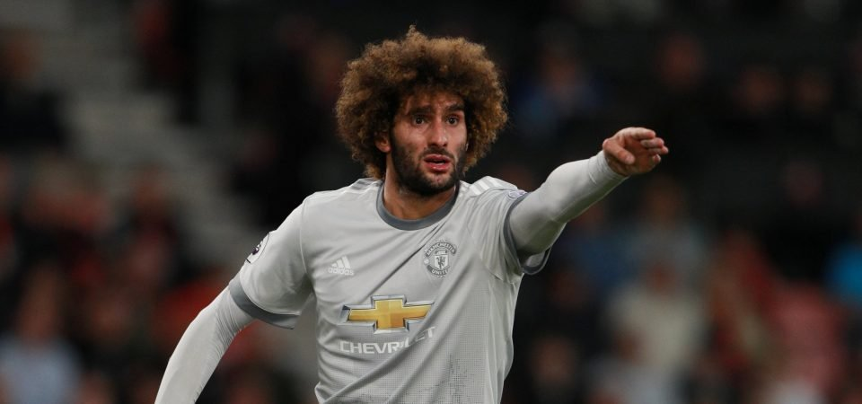 Everton should drop Wilshere interest to re-sign Fellaini