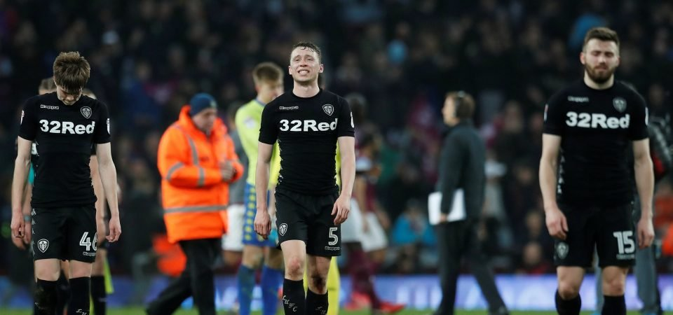 Leeds fans react as club's hopes of signing Matthew Pennington permanently end