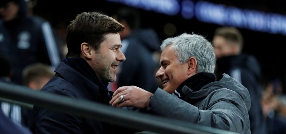 How Tottenham must line up when they face Man United in FA Cup semi-final tie