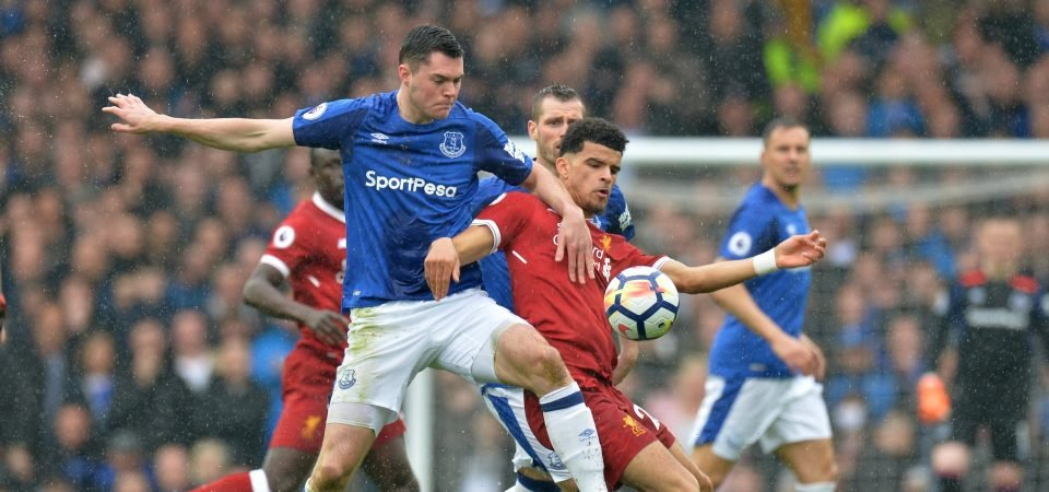 HYS: Who should be Everton's centre back pairing?