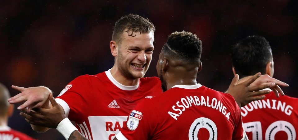 Ben Gibson is a good alternative to Lascelles for Everton