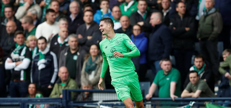 Mikael Lustig needs to up his game to justify Celtic future