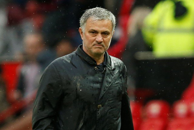 Manchester United fans fume at Mourinho after defeat