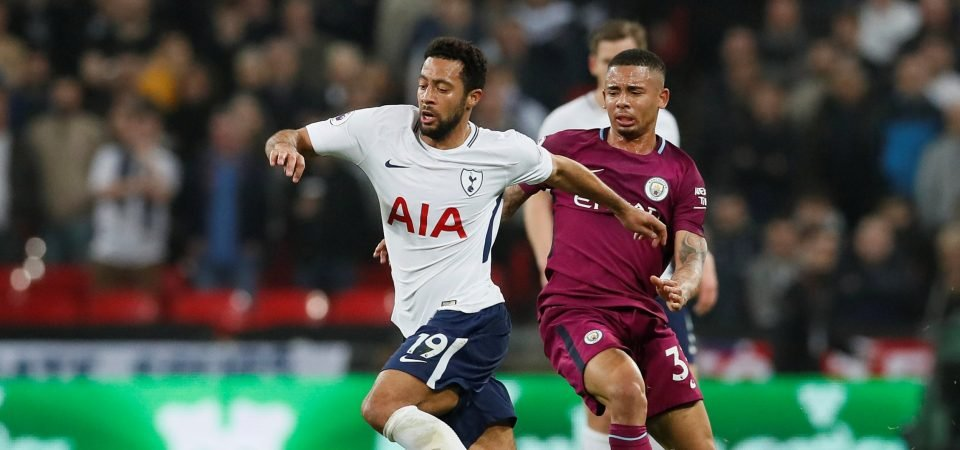 AC Milan have numerous Dembele bids rejected, Tottenham Hotspur fans react