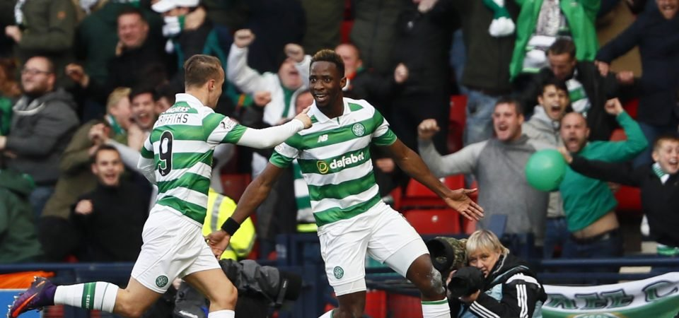 Griffiths offers plenty but Dembele is still the man to face Rangers