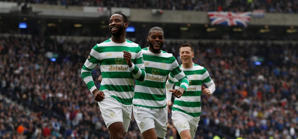 Celtic must sell Dembele after Twitter outburst and replace him with Timothy Weah
