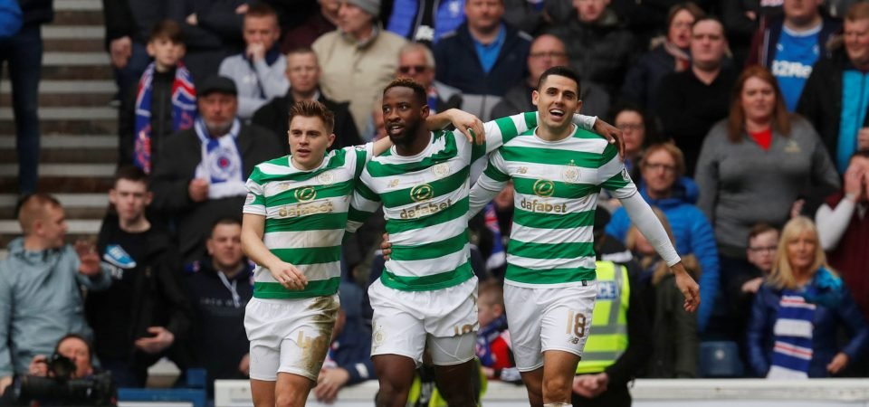 Dembele is beginning to reach familiar heights again at Celtic