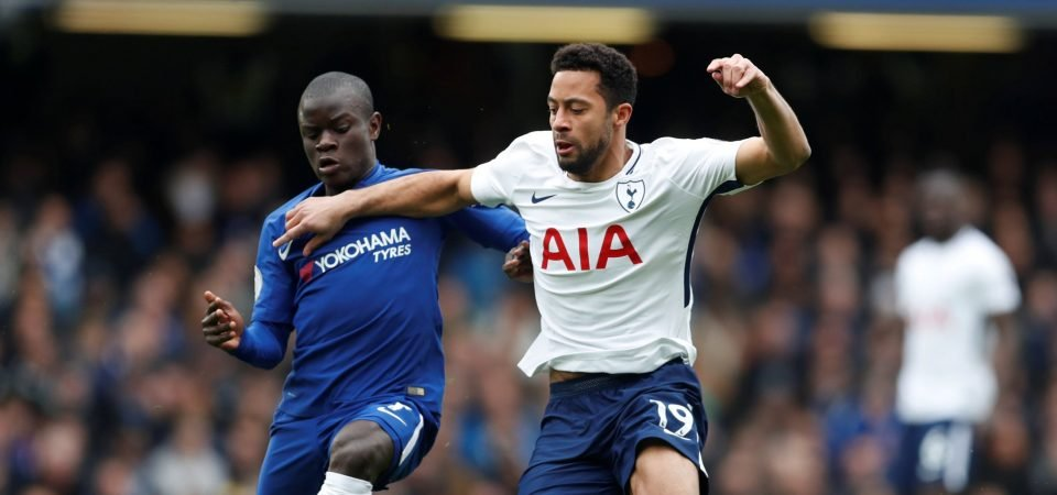 Tottenham could lose Dembele to Juventus