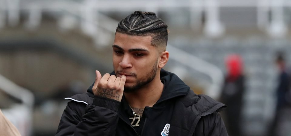 Newcastle United fans hated DeAndre Yedlin's Monday night performance