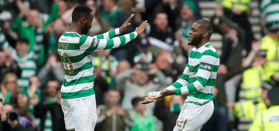 Olivier Ntcham pens new four-year Celtic deal, fans react