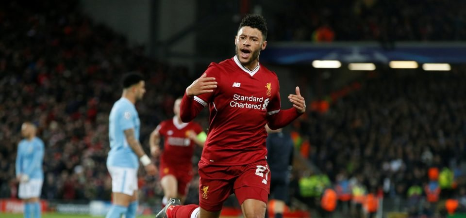 Liverpool's Alex Oxlade-Chamberlain posts hilarious Harry Maguire pictures