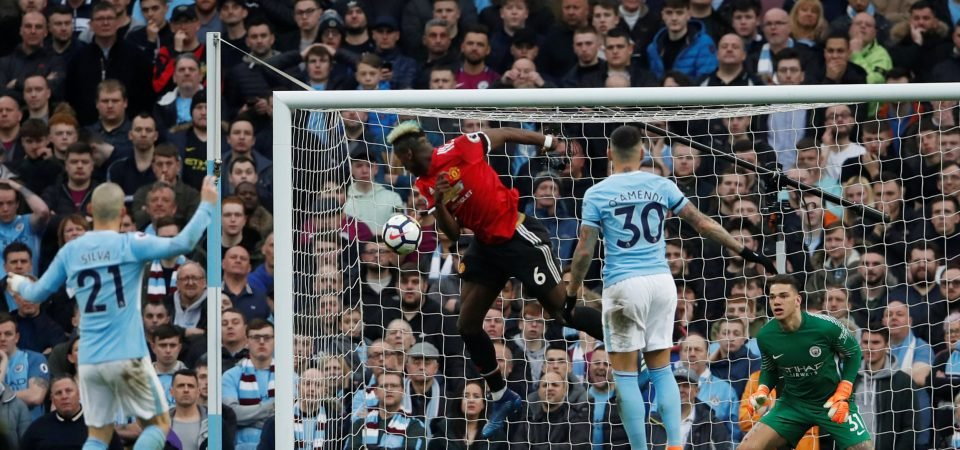 Man United fans were overjoyed with Paul Pogba on Saturday