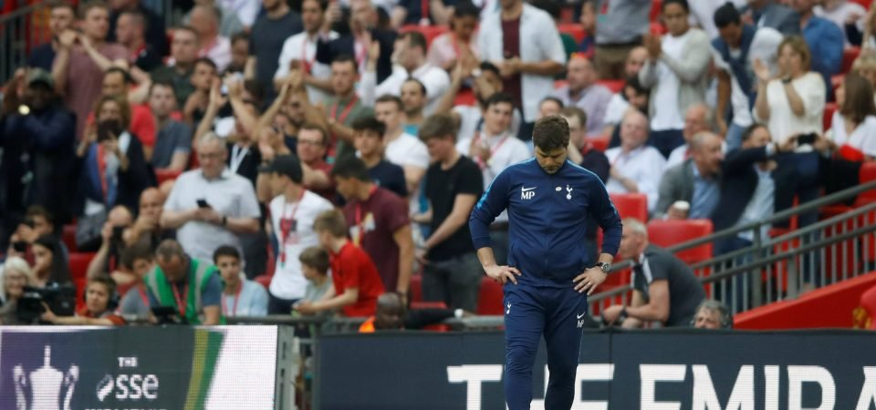 Tottenham fans fume after Pochettino exit comments