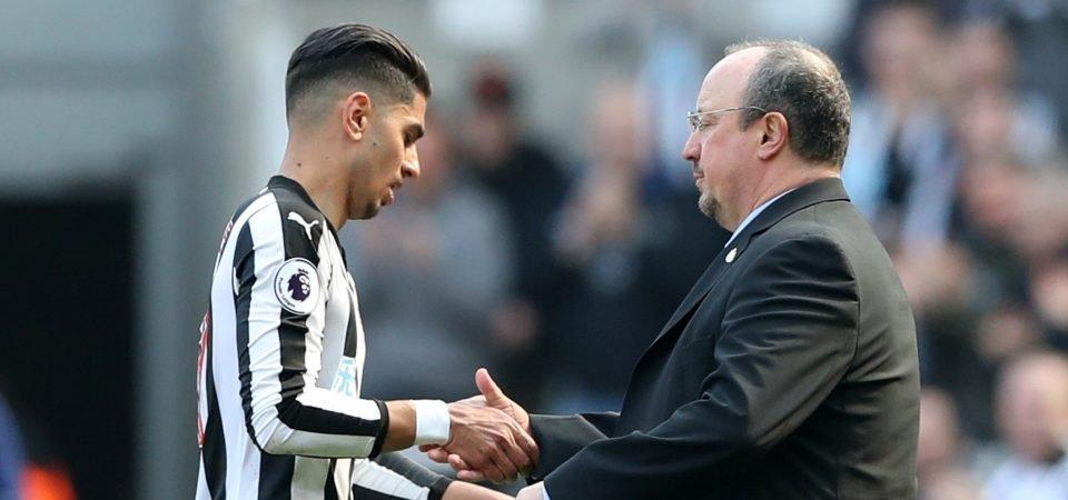 Ayoze Perez finally showing the output to match his obvious ability