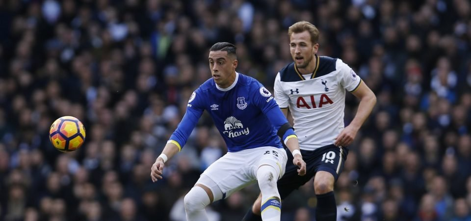 Revealed: Half of Everton fans think dumping Funes Mori was a mistake