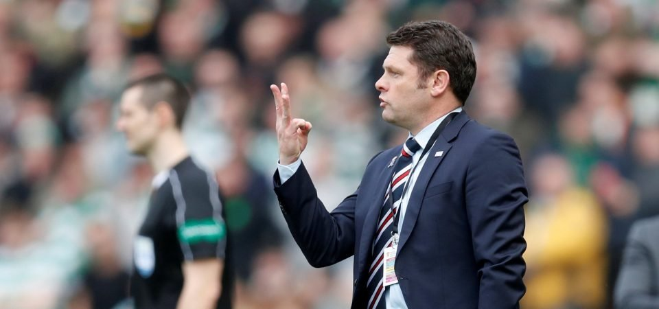 Murty has been treated poorly by decision makers at Ibrox