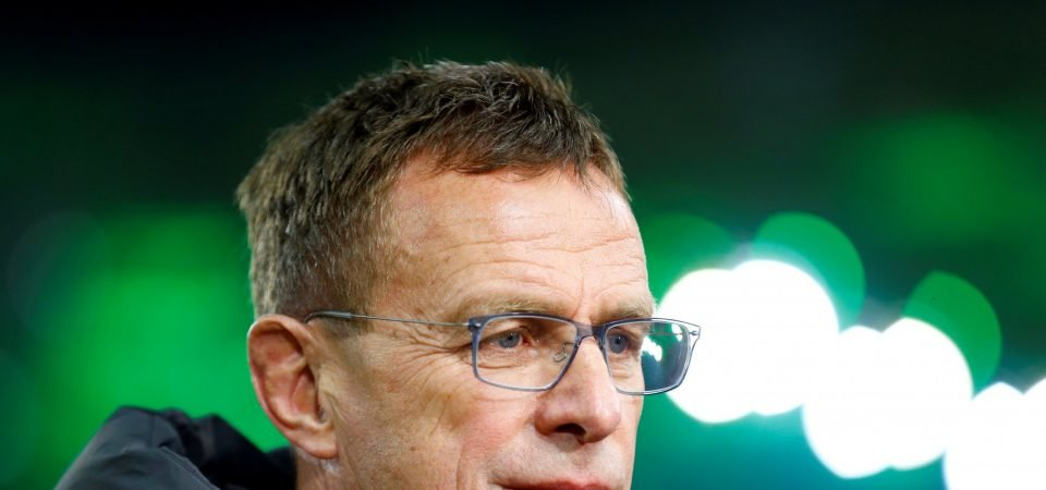 Arsenal fans are not keen on the idea of Rangnick succeeding Wenger