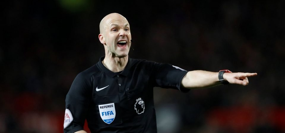 Ref in Focus: Anthony Taylor should ensure a balanced FA Cup semi-final but there's a bad omen for Spurs