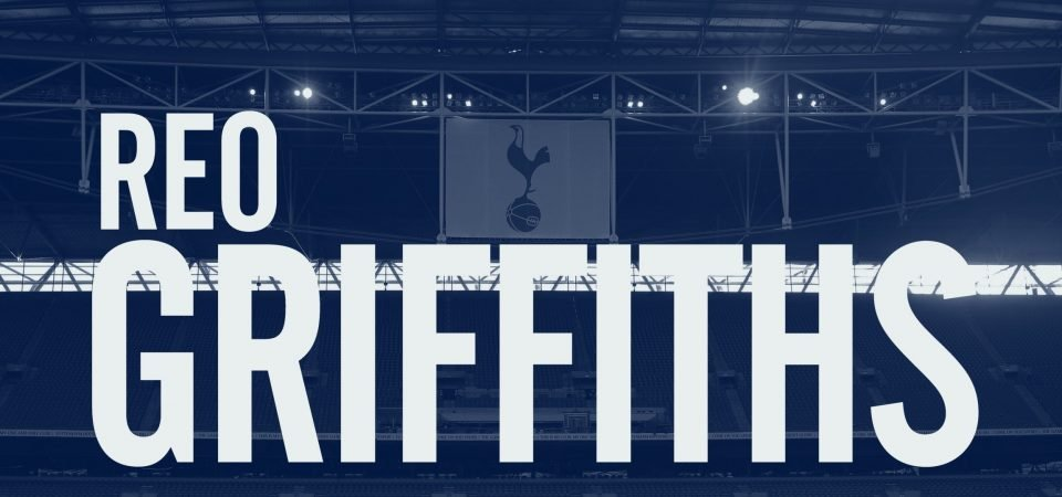 Reo Griffiths is the Harry Kane back-up Tottenham desperately need