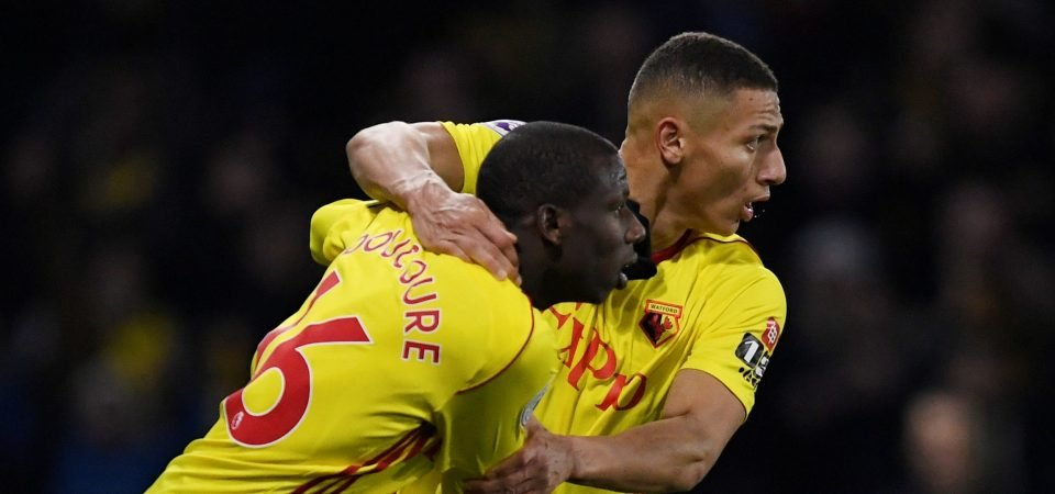 Opinion: Everton must win race for Watford's Doucoure