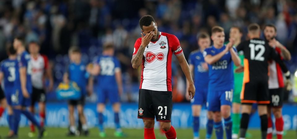 Southampton should be resigned to losing Bertrand whichever division they are in