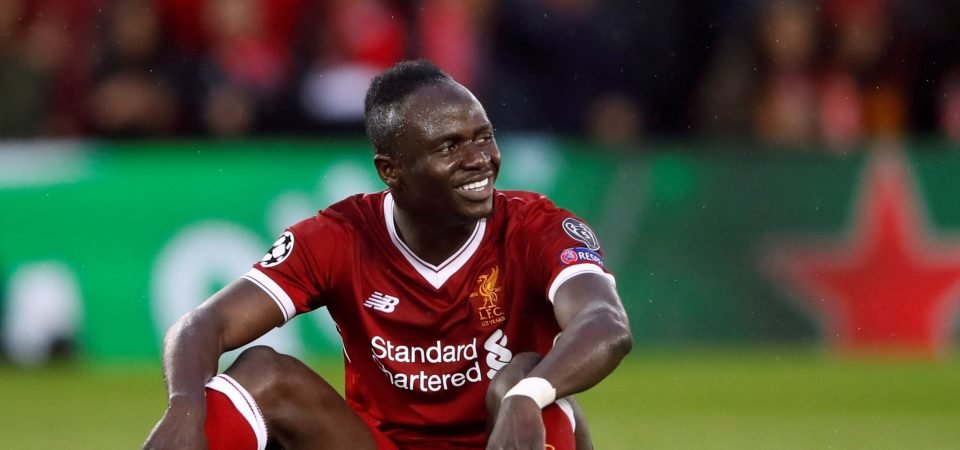 Sadio Mane expected to sign new contract, Liverpool fans react