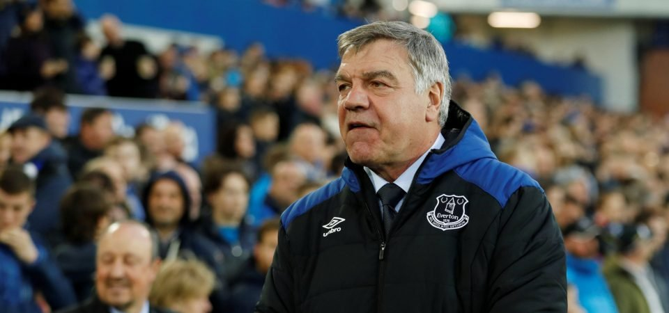 Everton fans fume over claims Allardyce could stay