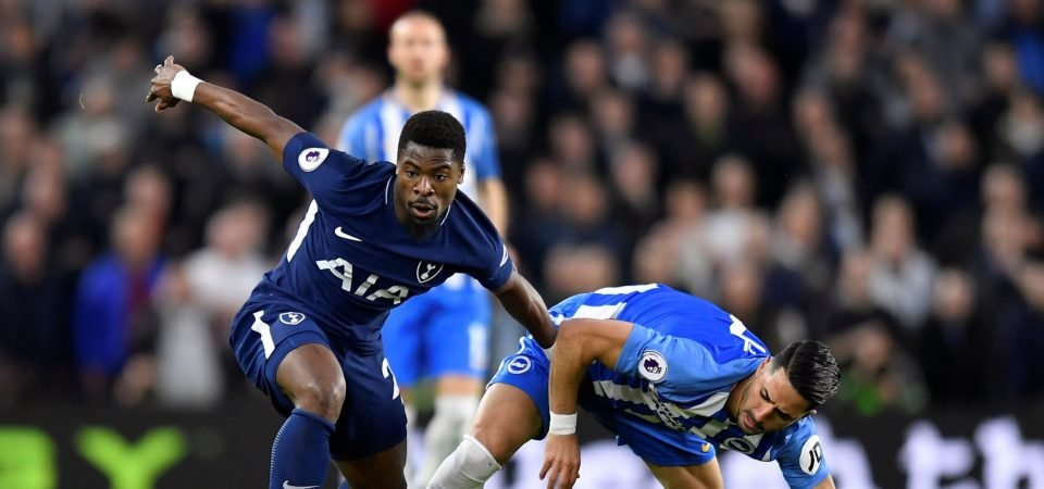 Aurier display vs PSV must force Pochettino to find new full backs in January