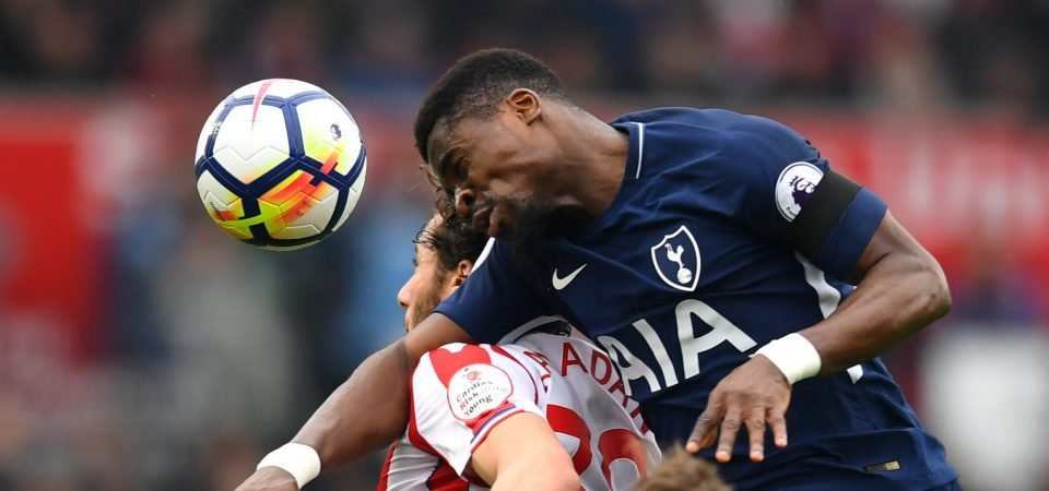 Tottenham Hotspur fans are losing patience with Serge Aurier