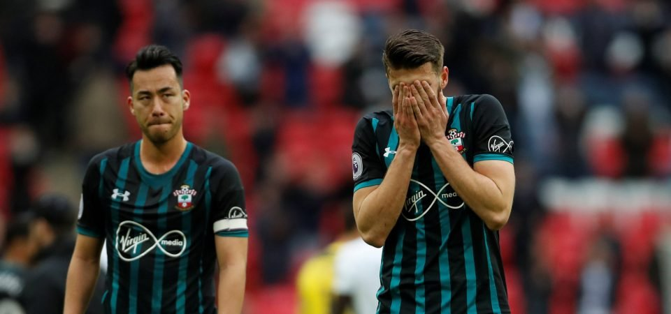 Southampton fans slam defence after another collapse costs them vital points