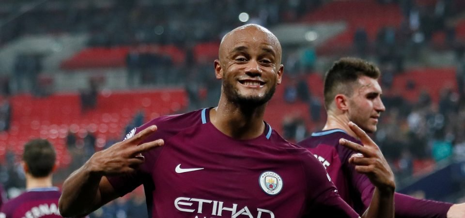 Revealed: The four players who impressed Man City fans most vs Tottenham