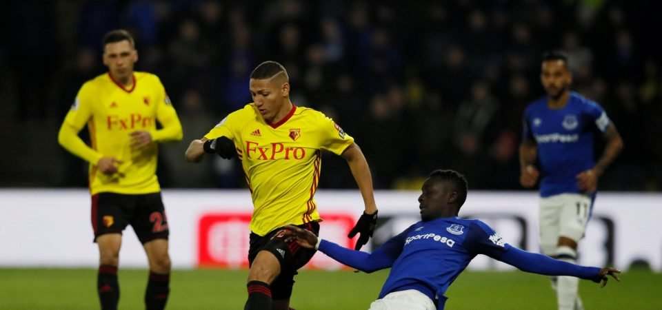 Richarlison could be a big hit at Everton next season but only at the right price