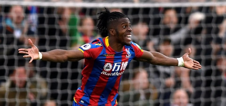 Revealed: Majority of Arsenal fans want club to sign Wilfried Zaha this summer