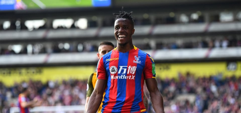 Tottenham fans on Twitter are desperate for Daniel Levy to get Zaha deal done
