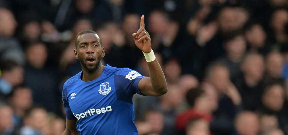 Everton fans crucify Bolasie performance