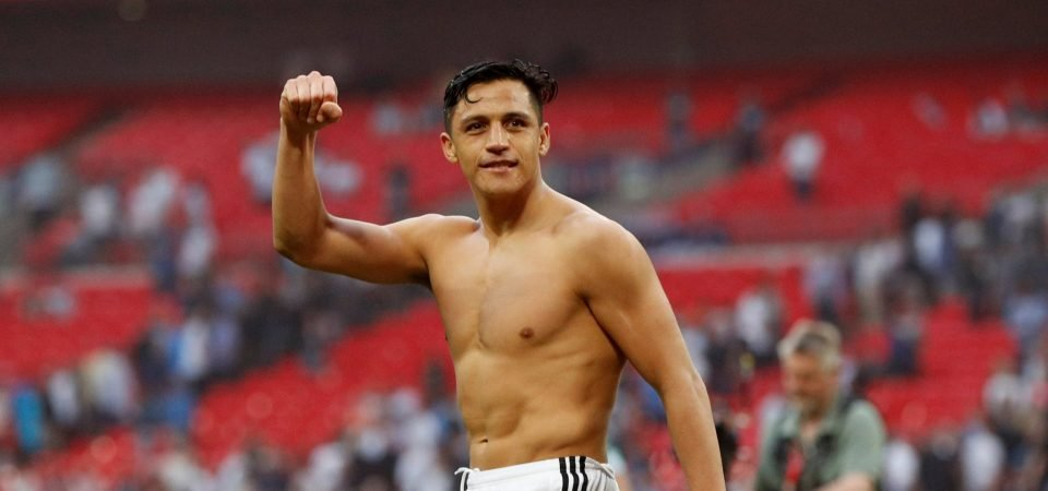 Alexis Sanchez set to return for Man United in West Ham clash