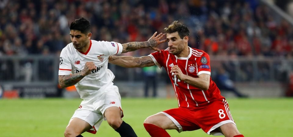Banega would bring class and calm to Liverpool's frantic midfield