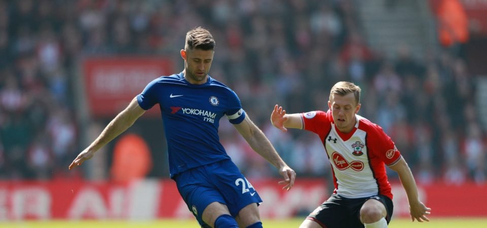 Cahill's performance against Southampton suggests his Chelsea career isn't over