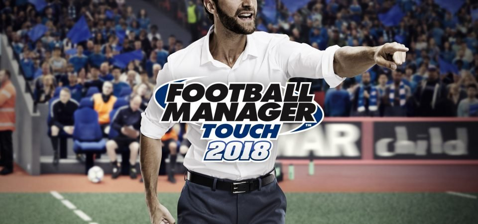 You can now play Football Manager Touch 2018 on your Nintento Switch