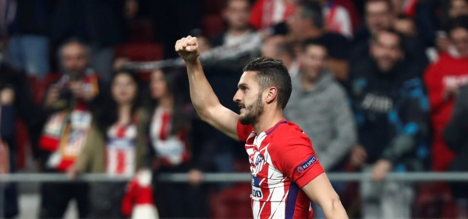 Koke is a better wide option for Man United than summer target Perisic