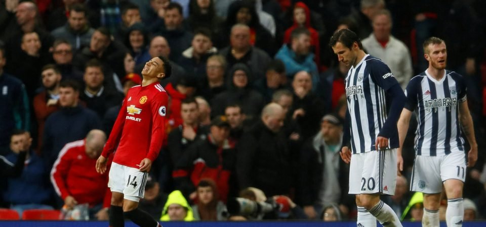 Man United fans are not impressed at all with Lingard's recent form