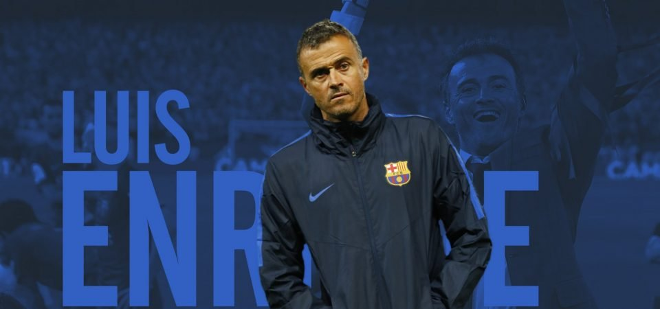 Why Luis Enrique might just be Arsene Wenger's perfect replacement