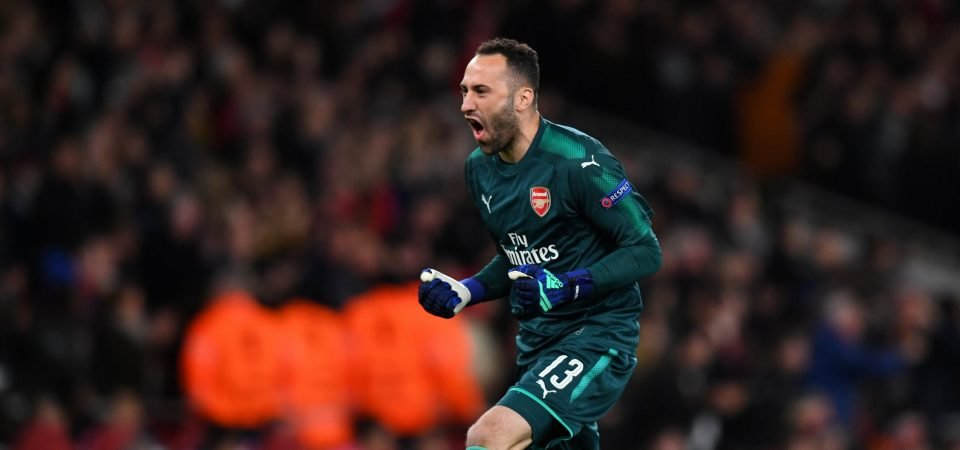 Fulham would be the ideal destination for Ospina as Emery begins Arsenal cull