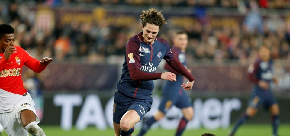 Arsenal should hijack Barcelona bid for Rabiot who would add class and composure