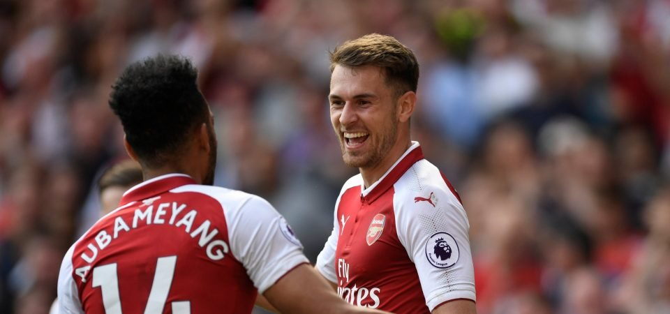 Man United must move for £40m-rated Arsenal contract rebel Aaron Ramsey