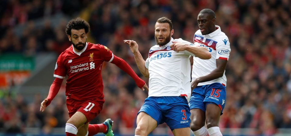 Salah sums up Liverpool's frustrations as Stoke stifle Reds
